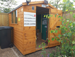 quality essex sheds
